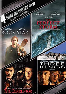 4 FILM FAVORITES:MARK WAHLBERG BY WAHLBERG,MARK (DVD)