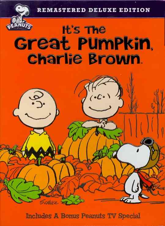 IT'S THE GREAT PUMPKIN CHARLIE BROWN BY CHARLIE BROWN & PEAN (DVD)